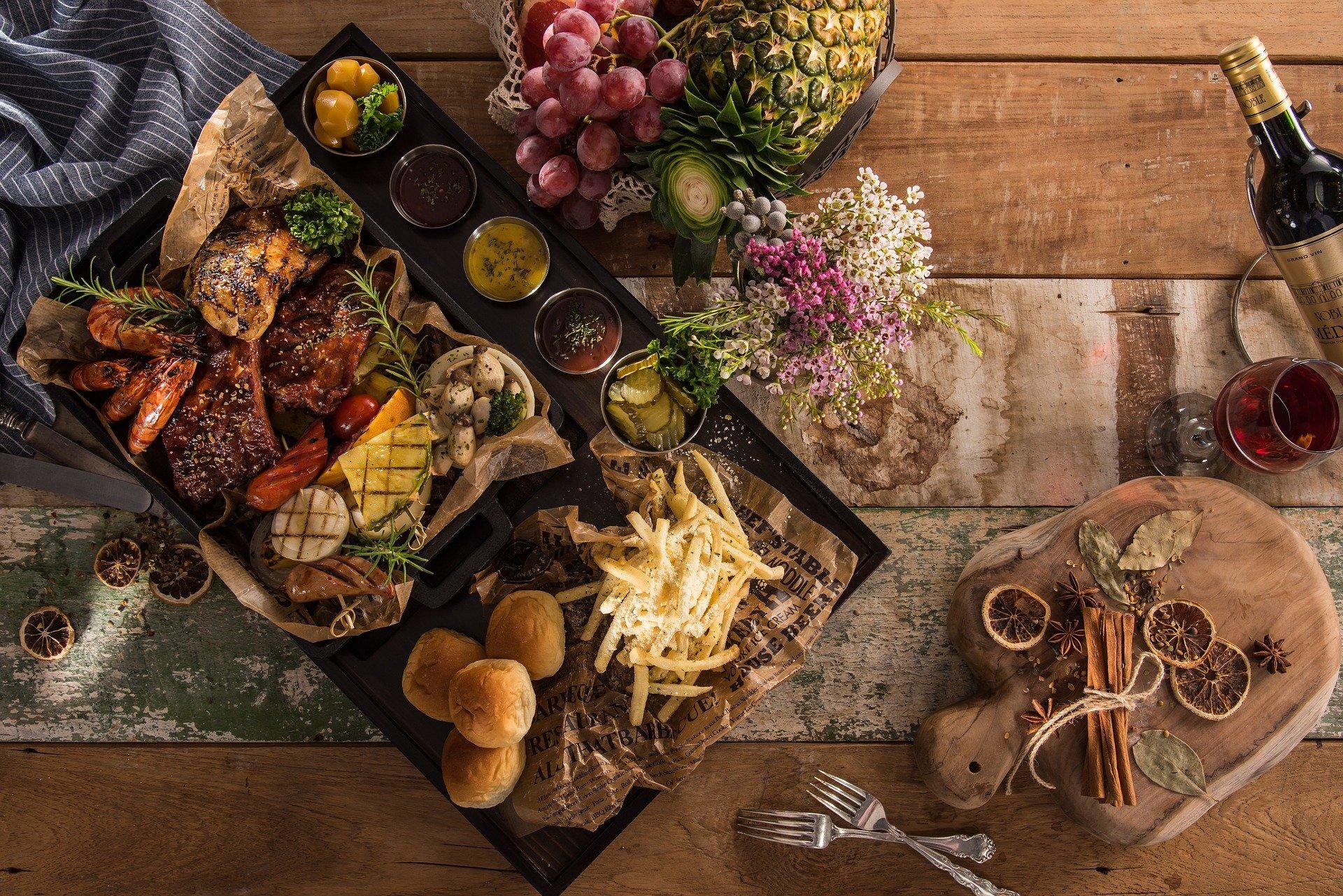 Les solutions de Traduction dans le domaine de la Gastronomie avec Eu Coordination, agence de Traduction et d'Interprétation.