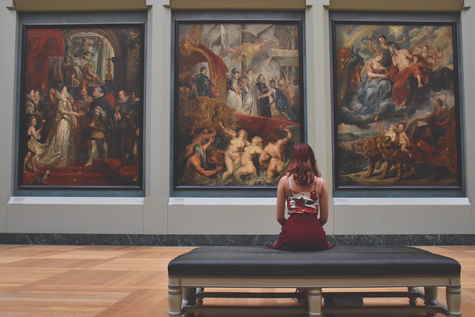Image du domaine Art & Culture. Eu Coordination agence de traduction de documents pour l'Art et la Culture.